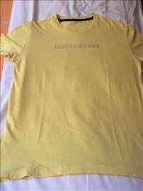 De Puta Madre žuta majca