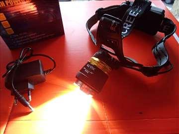 CREE LED T6 lampa za glavu