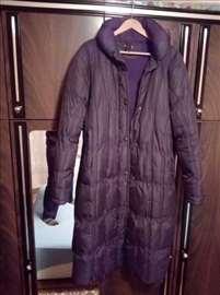 Duga zimska jakna! Kao nova! XL, veoma topla!