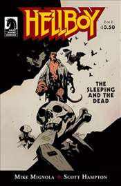 Hellboy-The Sleeping And The Dead-broj 1 i broj 2