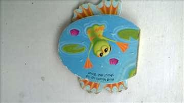 Knjiga:Fredie frog,4 str.,2008.,10 cm.eng.,pomeraj