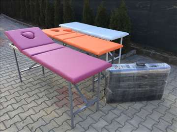 Kozmetički sto - krevet za masažu i depilaciju