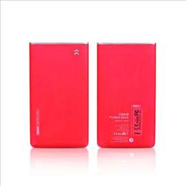 Power Bank Remax Crave RPP-78 5000mAh crveni