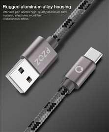 Vrhunski USB-C kabl sa brzim punjenjem