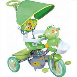 Tricikl zeleni