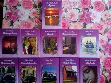 Razne knjige, različitih pisaca
