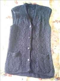 Džemperi i prsluci od vune, ručni rad, akcija