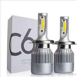 Led cob sijalice hb4 9006 36w