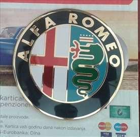 Alfa Romeo zamenski znak NOV