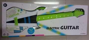Električna gitara igračka za decu