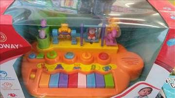 Muzički set za bebe