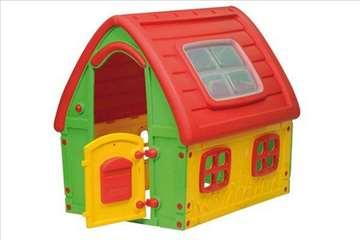 Plastična kuća za decu