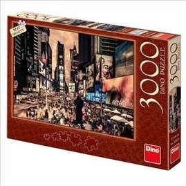 Puzzle sa 3000 elemenata