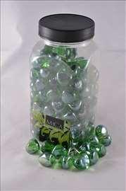Ukrasni kristali zelene boje
