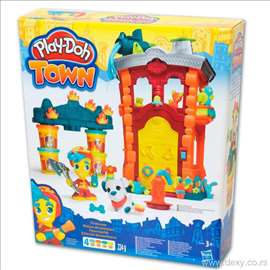 Vatrogasni set Play-Doh Grad