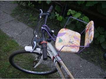 Decija stolica za bicikl