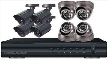 Instalacija sigurnosnih kamera i opreme