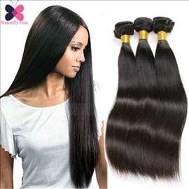 Nadogradnja Brazilska kosa 100% prirodna 70cm duga