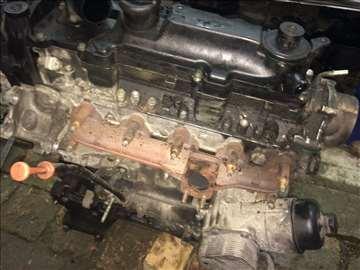 Pezo 206 1.4hdi 50kw  Motor