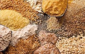Raženo i pšenično integralno brasno