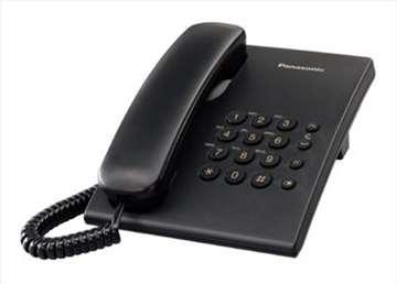 Panasonic telefon kx-ts500, novo, garancija!