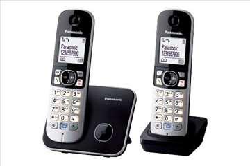 Telefon Panasonic sa dve slušalice, kx-tg6812-novo