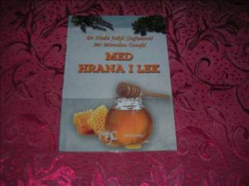 Med hrana i lek - Dr Jokic Stefanovic Mr Ostojic