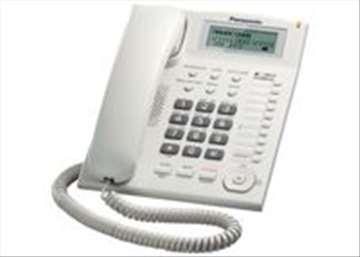 Panaosnic telefon kx-ts880, beli ili crni, novo!