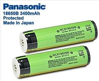 Panasonic 18650 baterija 3400mAh 3.7v sa zaštitom