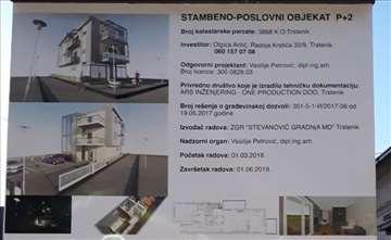 Poslovno-stambeni objekat, Trstenik EXTRA ZONA