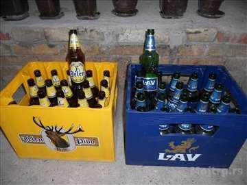 Prodajem gajbe za pivo