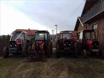Šumski traktori