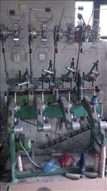 masine komplet proizvodnja trikotaže