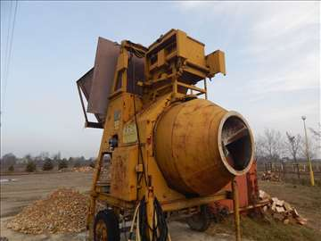 Mešalica za beton 0,33 m/3