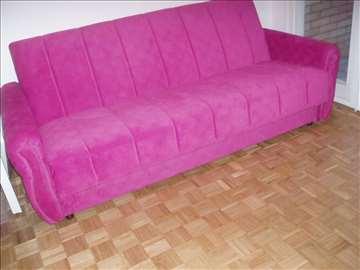 Нoвo - кауч и две фотеље