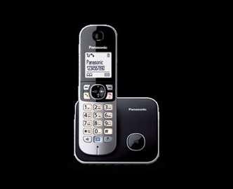 Panasonic kx-tg6811, bežični telefon, novo!