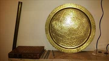 Arapska tacna od mesinga