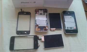 iPhone 3 u delovima 2 komada