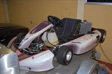 Karting Rotax DD2