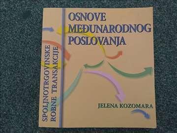 Osnove međunarodnog poslovanja - Jelena Kozomara