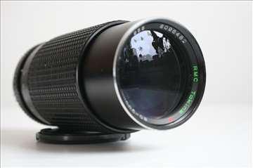 Tokina RMC 80-200mm f:4 Pentax K bajonet (PK)