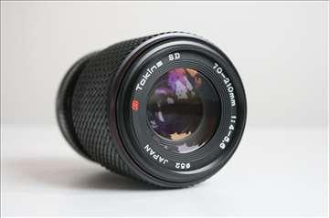 Tokina SD 70-210mm 1:4-5.6 Macro Canon FD