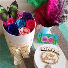 Trajni cvetni aranžmani - poklon