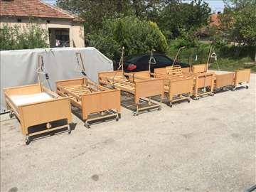 Bolnicki elektricni krevet dostava/montaža