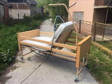 Bolnički električni krevet, dostava, montaža