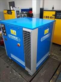 Kompresor Parise,15kw,2200l/min sa bocom 1000l