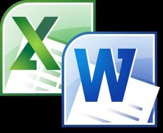 MS Excel ili MS Word -osnovni, srednji i viši nivo