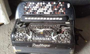 Prodajem harmoniku Dalape