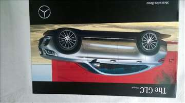 Prospekt Mercedes GLC Coupe 02-00,20 str,.eng.