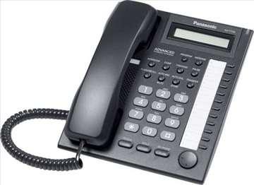 Telefon za setovanje Panasonic centrala kx-t7730